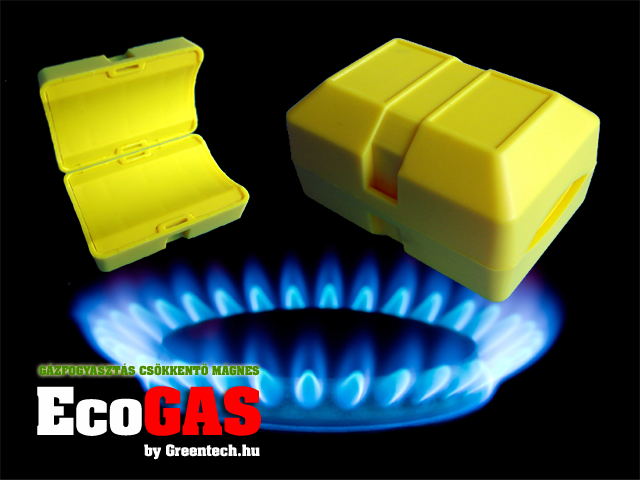 EcoGAS&#174; Commercial Gas Saver Magnet<br>