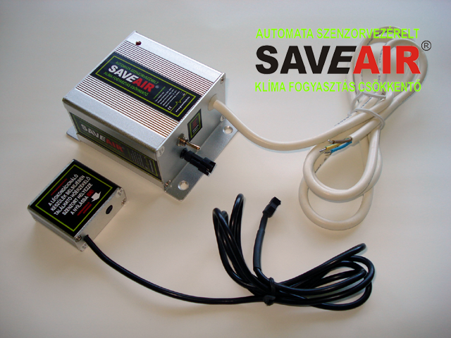 SAVEAIR DSC - Automatic Sensor Controlled Air Condition Saver